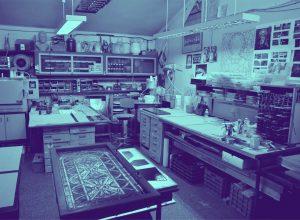 hefter üveg stúdió